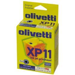 CARTUCHO OLIVETI 10/STJ300/JET600 NEGRO ORIGINAL
