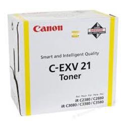 TONER CANON CEXV 21 AMARILLO ORIGINAL