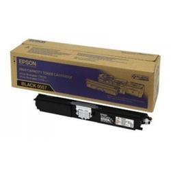 TONER EPSON ACUALASER C1600 NEGRO ORIGINAL