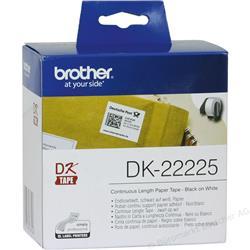 ETIQUETA BROTHER 38x30,48 mm