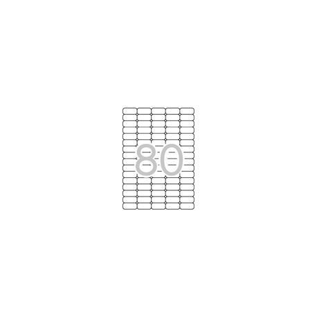 ETIQUETA DIN A-4 35,6X16,9
