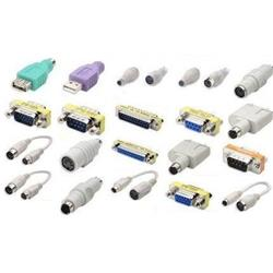 ADAPTADOR BALUN LATIGUILLO BCN M/RJ 45