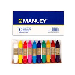 CERA MANLEY ESTUCHE 10 unid.