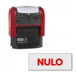 SELLO AUTOMATICO PRINTER 20 NULO