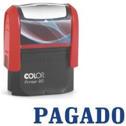 SELLO AUTOMATICO PRINTER 20 PAGADO