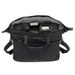 LOWEPRO CLASSIFIED 200 AW NEGRO/MARRON