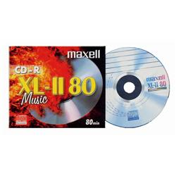 CD MAXELL VIRGEN 80 m. ESPECIAL AUDIO