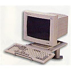 SOPORTE CPU PLASTICO CON RUEDAS