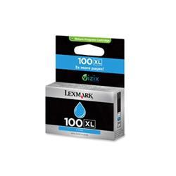 CARTUCHO LEXMARK N.100XL CYAN ORIGINAL