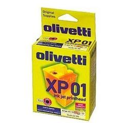 CARTUCHO OLIVETI 20 XP 01 NEGRO ORIGINAL