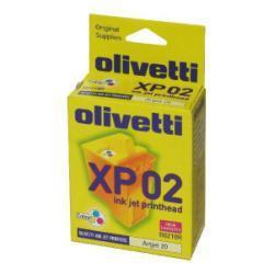 CARTUCHO OLIVETI ART JET22 COLOR ORIGINAL