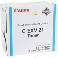 TONER CANON CEXV 21 CYAN ORIGINAL