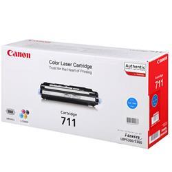 TONER CANON CRG711 CYAN ORIGINAL
