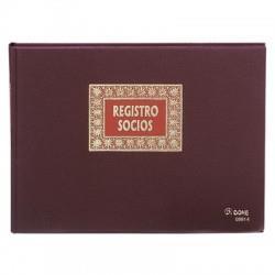 LIBRO DE REGISTRO DE SOCIOS