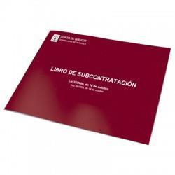 LIBRO DE SUBCONTRATACION