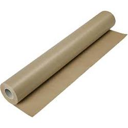 ROLLO PAPEL EMBALAR KRAFT (BOBINA 55 KG.)