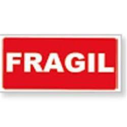 ETIQUETA ENVIO ROLLO 50x100 FRAGIL