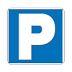 ETIQUETA SEÑALIZACION PARKING