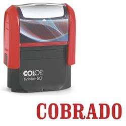 SELLO AUTOMATICO PRINTER 20 COBRADO