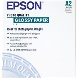 PAPEL EPSON A-2 GLOSSY HQ