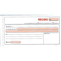 TALONARIO DE RECIBOS 2 HOJAS