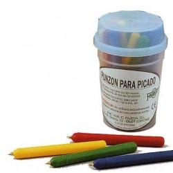 PUNZON DE PICADO PUNTA METALICA