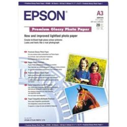 PAPEL EPSON DIN A3 PREMIUM GLOSSY