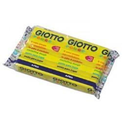 PLASTILINA PATPLUME AMARILLO 350 grs