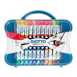TEMPERA GIOTTO SET 24 TUBOS 12 ml.