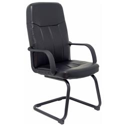 SILLON CONFIDENTE ARAGON NEGRO