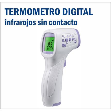 TERMOMETRO DIGITAL INFRAROJOS IR988