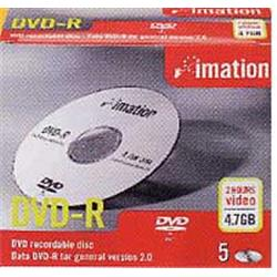 DVD-R IMATION 4,7 Gb IMPRIMIBLE