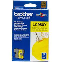 CARTUCHO BROTHER 300P AMARILLO ORIGINAL