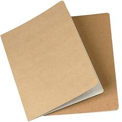 SUBCARPETA FOLIO KRAFT INTERIOR BLANCO 240 g