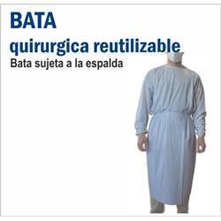BATA QUIRURGICA REUTILIZABLE