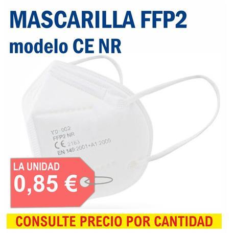 MASCARILLA FFP2 MODELO CEE ( 5 unid )