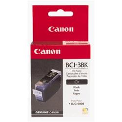 CARTUCHO CANON 6000 NEGRO ORIGINAL (PACK 2 CARTUCH