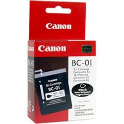 CARTUCHO CANON BC 01 NEGRO ORIGINAL