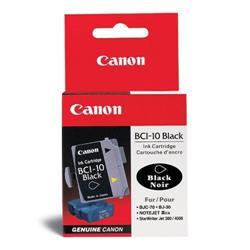 CARTUCHO CANON BCI 10 CARGAS NEGRO ORIGINAL