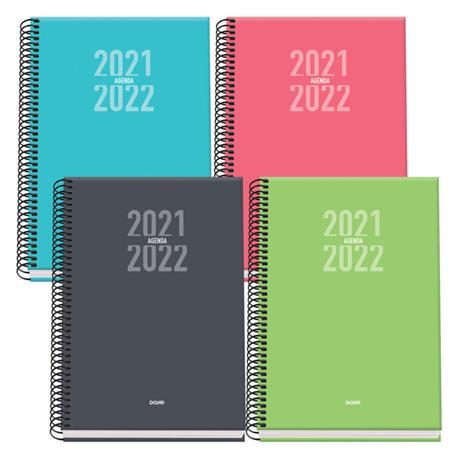 AGENDA ESCOLAR 2021 / 2022
