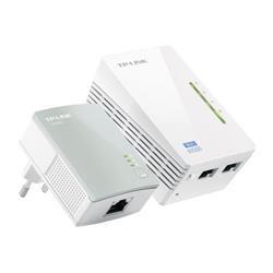 POWERLINE TP-LINK TL-WPA4220KIT KIT 2 WIFI 300MB