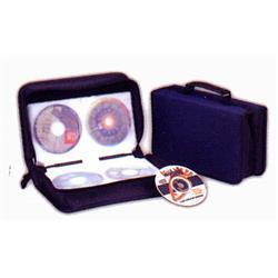 ARCHIVADOR CDS 192 UNID. ESTUCHE CREMALLERA